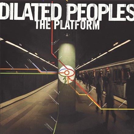 Dilated Peoples - The Platform Vinyl 2LP May 5 2017 Pre-order