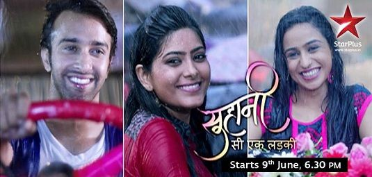 Suhani Si Ek Ladki 1st August 2014 Ek Ladki Suhani Si is air on Star Plus. The show is produced by a new company named 'Panorama Entertainment', which is commenced by Suzana Ghai (who earlier held the position of Head of Fiction – Programming, Star Plus), producers Hemant Ruprell and Ranjeet Thakur.