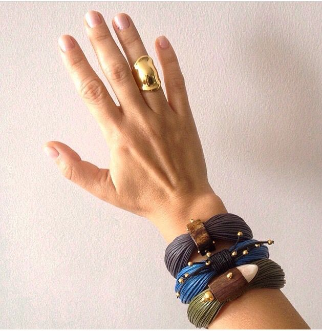 Bracelets by Tohum Design