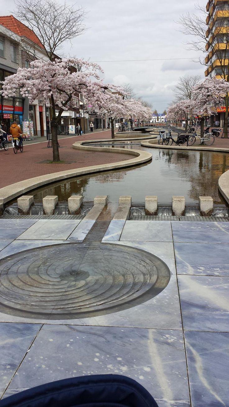Cascade, Hoogeveen, Drenthe.