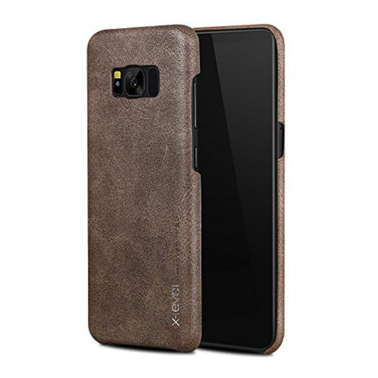 Husa spate pentru Samsung Galaxy S8 - X-Level Vintage - Triomag