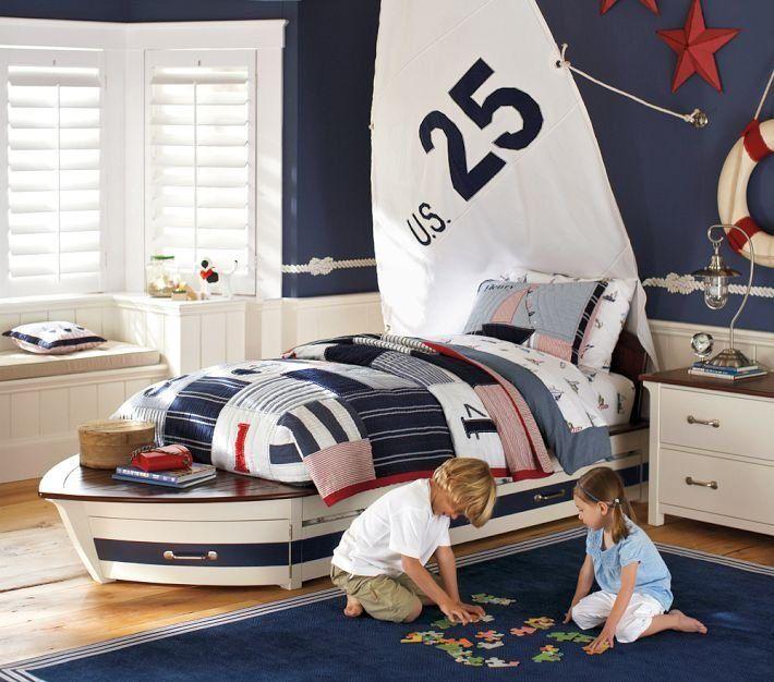 decoração quarto marinheiro - Google Search
