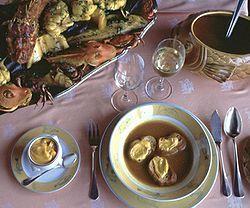 Bouillabaisse – Wikipedia, wolna encyklopedia