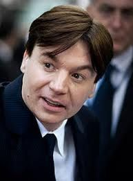 Believe it or not, Shrek, Austin Powers and Wayne Campbell are all played by beloved Mike Myers, our Canadian (: