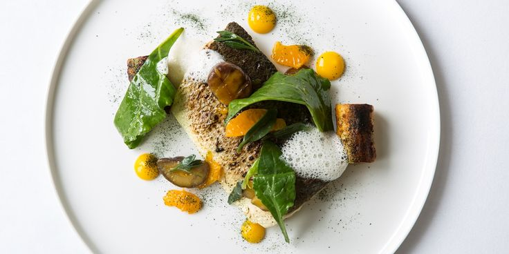 This stunning winter sea bass recipe from Paul Welburn uses seasonal chestnuts and clementines for added freshness and texture, along with a twist on a classic gnocchi recipe.