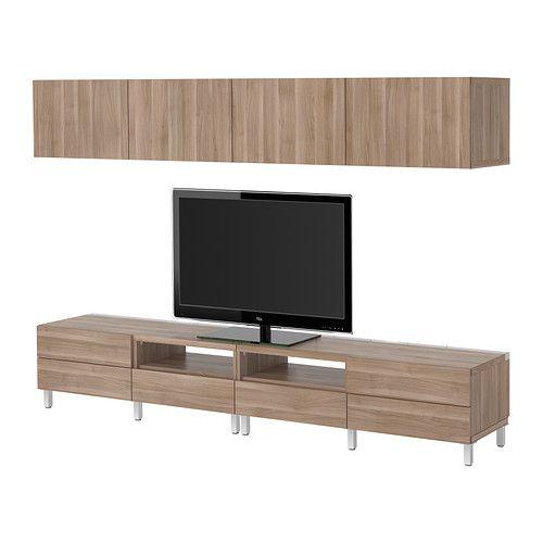 BESTÅ Tv-meubel, combi   - IKEA