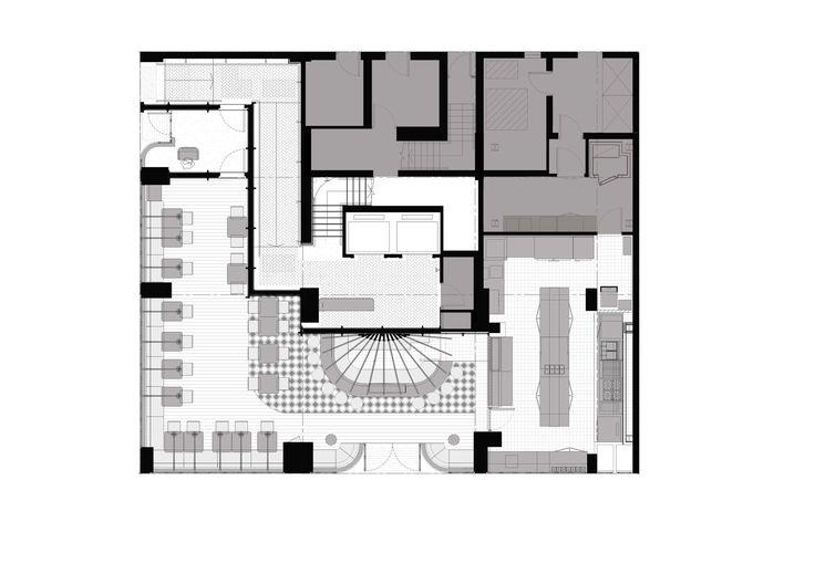 Best 25 hotel floor plan ideas on pinterest suite room for Fleming homes floor plans