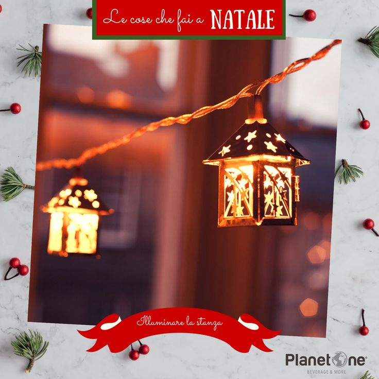 #lecosechefaianatale #planetone #natale #xmas #decorazioni #luci #lucidinatale #christmaslights #bar #corsobarman