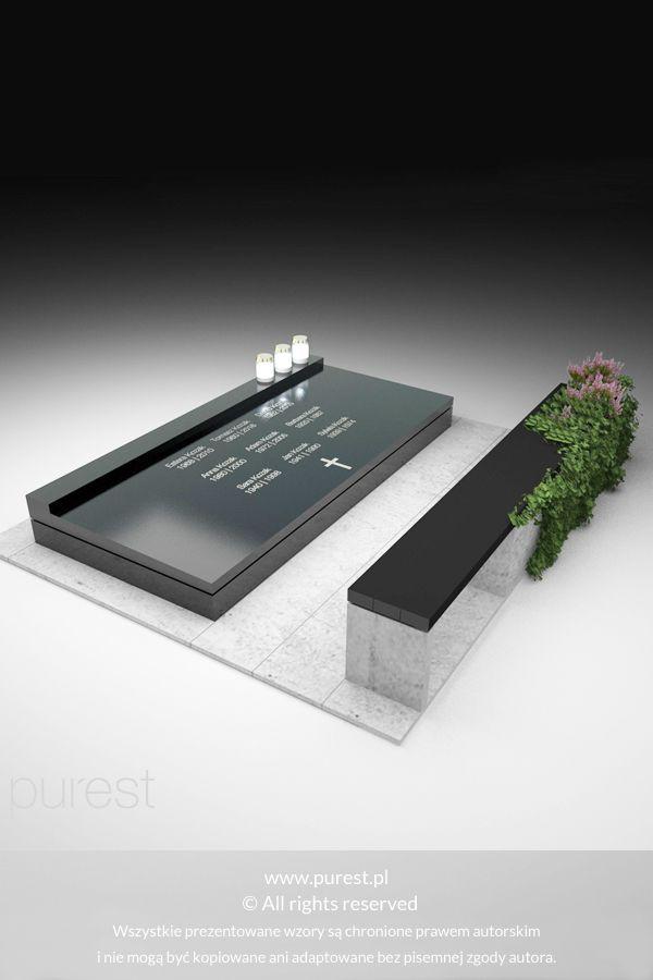 project NR 28, nowoczesny nagrobek, projektowanie nagrobków, nagrobki Warszawa, nagrobki granitowe, cmentarz, nagrobki cmentarne, pomnik, grave, tombstone, design, funeral, cementary, nagrobek rodzinny, pomnik dwuosobowy
