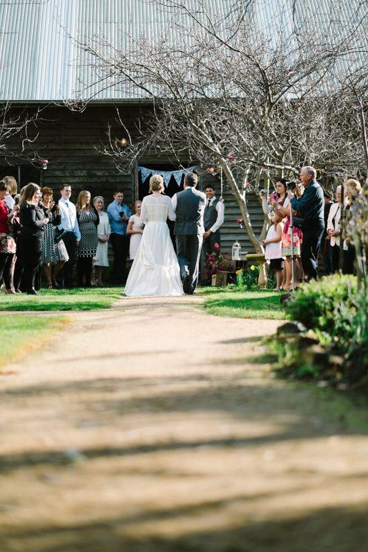 Barn Wedding, Vintage Wedding, Tasmania, Australian Wedding Photographer