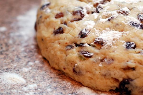 Learn how to make the best Christmas stollen with this easy Christmas stollen recipe.