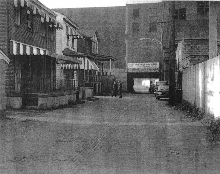 McKeesport's infamous Brick AlleyInfamous Bricks, Pittsburgh Stuff, Penne Wood, Mckeesport Infamous, Red Lights, Lights District, Burgh Things, Bricks Alley, Prostitute Flourish