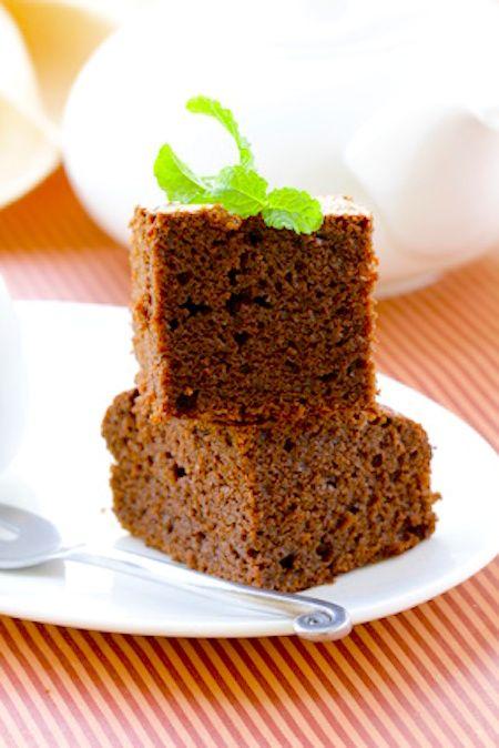 Brownies al cioccolato senza glutine e senza lattosio
