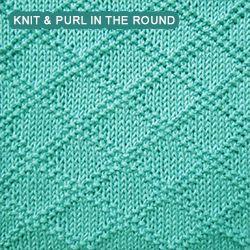 Intermediate Knitting Combining Knit And Purl Stitches : 25+ best ideas about Stitch patterns on Pinterest Stitching patterns, Cross...