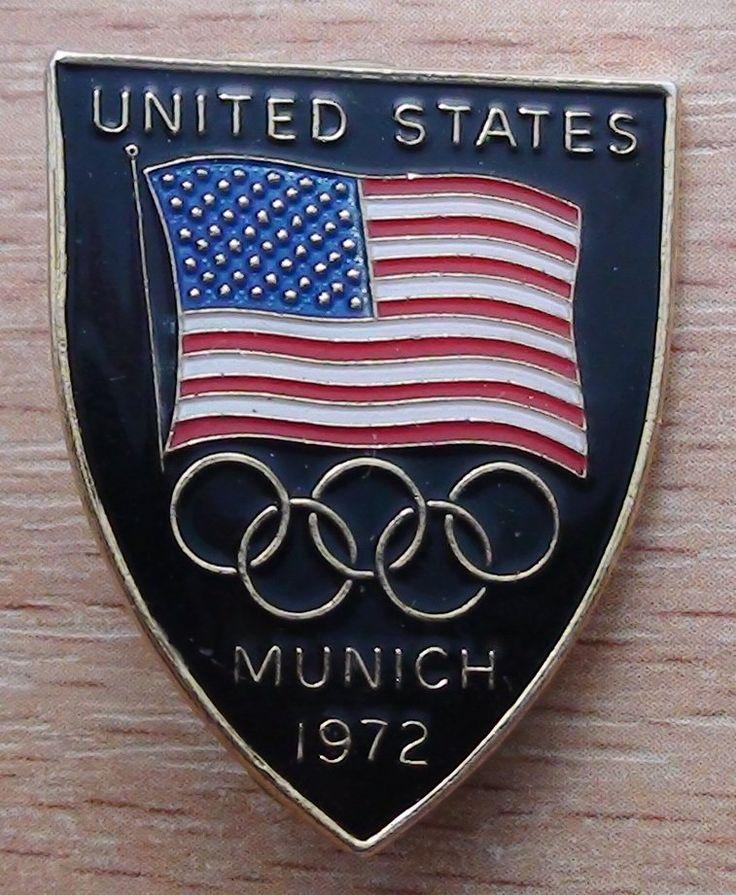 НОК США, Олимпийские игры 1972, Мюнхен