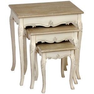 Country Nest Of Tables
