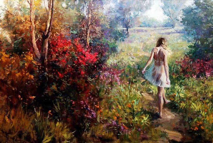 Eric Wallis. From Romantic Art Gallery.