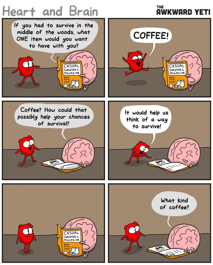 Coffee.  Always the correct answer..
