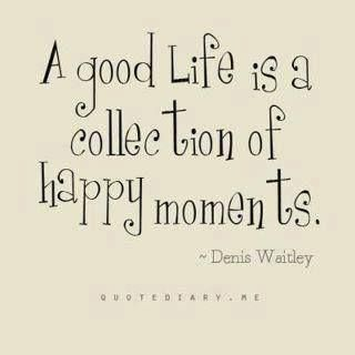 Lots  lots of happy moments.