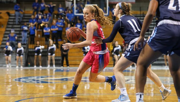 Top Ten Battle Headlines CNU Women's Basketball Trip to Hawaii for Hoop N' Surf Classic