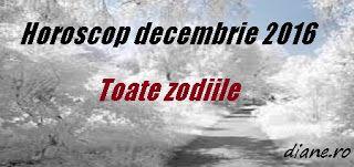 diane.ro: Horoscop decembrie 2016 - Toate zodiile