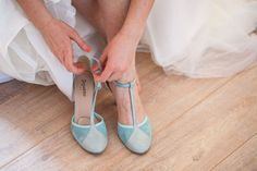 Mariage chic domaine de Malassise Mormant - Chaussures: Repetto - Photo: Freddy Frémond - La Fiancée du Panda blog Mariage et Lifestyle