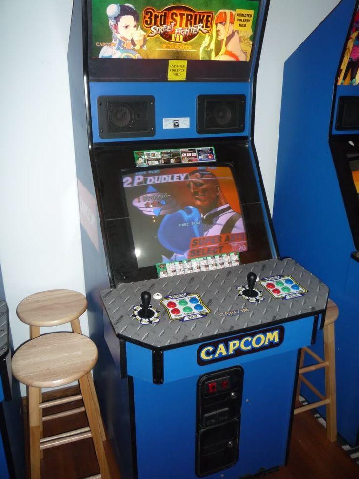 3rd Strike Street Fighter Arcade - (1999) - #oldschool #arcade ...