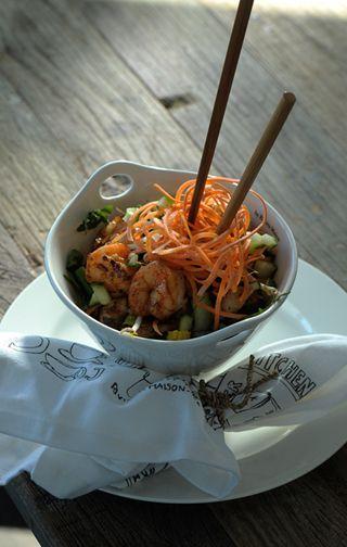 Rivièra Maison - Your Way of Living - Website   Nederland   Nederlands   Top menu   Inspiratie   Recepten Long Island   Salade kip en gamba's