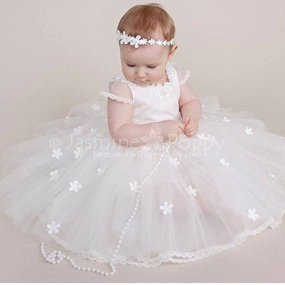 Vestido de bautismo vestido de bautizo vestido de la