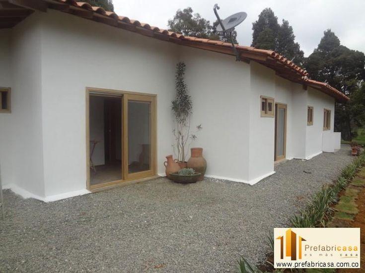 17 mejores ideas sobre casas prefabricadas baratas en - Casas prefabricadas baratas en galicia ...