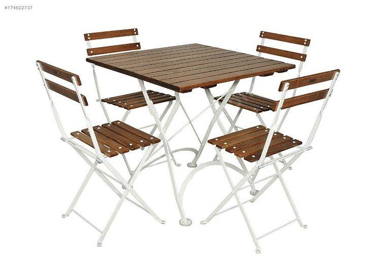 Bahçe mobilya katlanır sandalye katlanır masa - Bahçe Malzemeleri sahibinden.com'da - 174622737