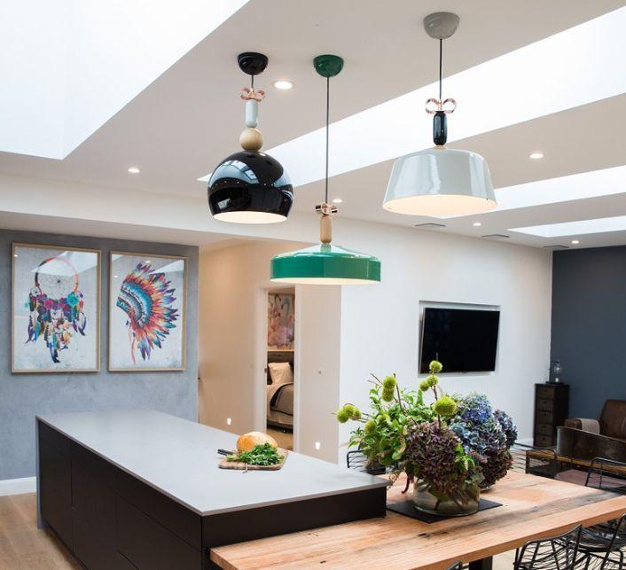 Cristina Celestino Kitchen Island Bench Modern Kitchen Design Kitchen Island Table