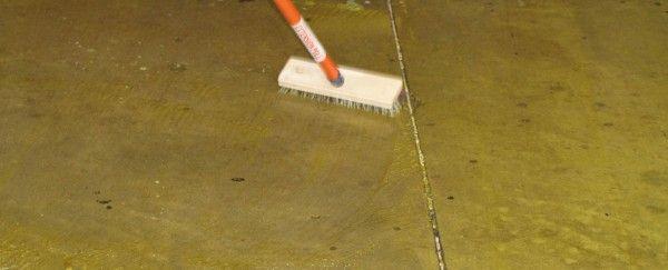 alternatives to acid etching your garage floor all garage floors