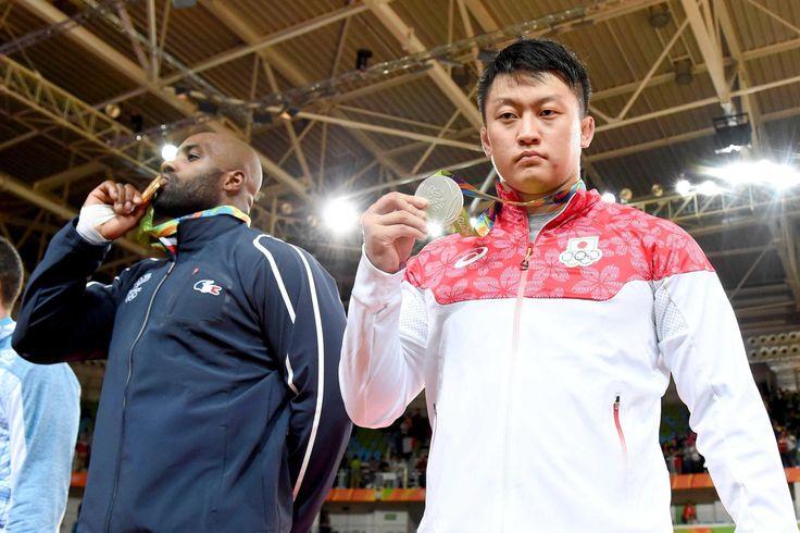 原沢「銀」で柔道男子全階級メダル お家芸復活!史上初の歴史的快挙 デイリースポーツ #柔道 #リオ五輪