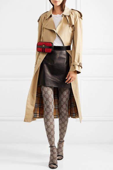 2ccbc66580ef3 Gucci Intarsia Tights - Brown #Intarsia#Gucci#Brown | Women Hosiery ...