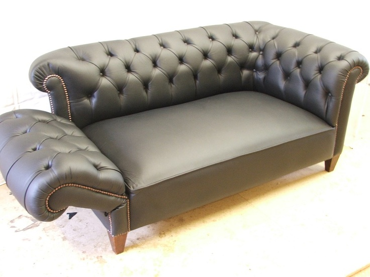 134 best chaise lounge images on pinterest chaise for Backless double ended chaise longue