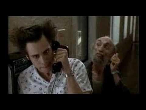 Ace Ventura Pet Detective Deleted Scene #4 a hahaha