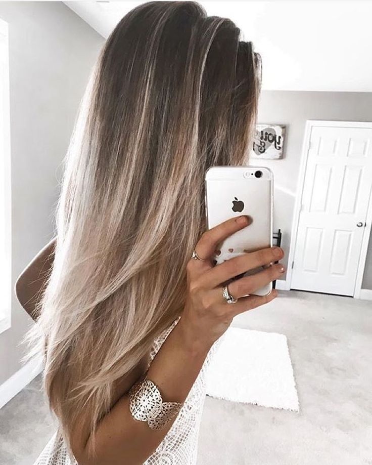 """""""Hair on point. ♡ @kelsrfloyd had this to share about her ah-mazing mane: 'I've had a lot of people ask me for a good shot of my hair to check out the…"""" Hair color, blonde, ice"""