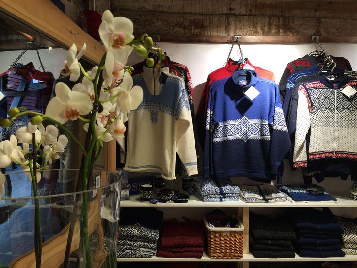Susan Fosse Knitwear - Bergen, Norway