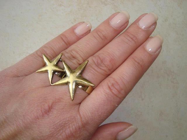 Anillos Estrella de Mar