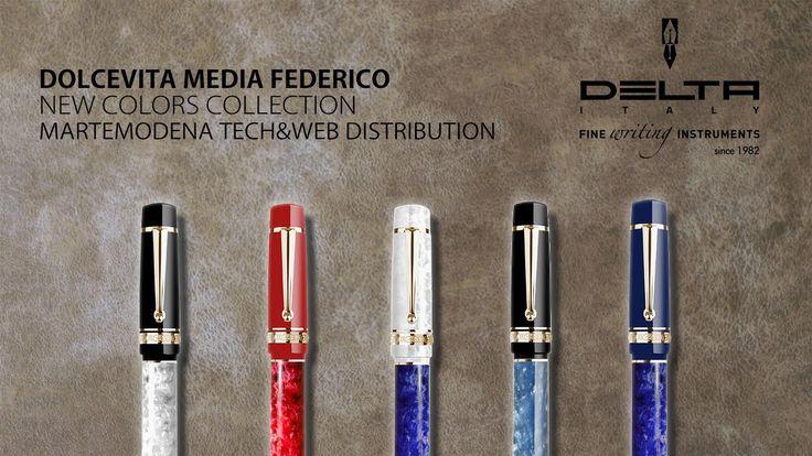 Delta Dolcevita Federico - New Colors Collection