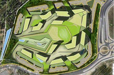 Landscape+Urbanism: Ken Yeang: Veg.itect