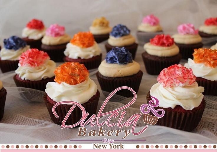 Dulcia Bakery Cupcakes, NYC