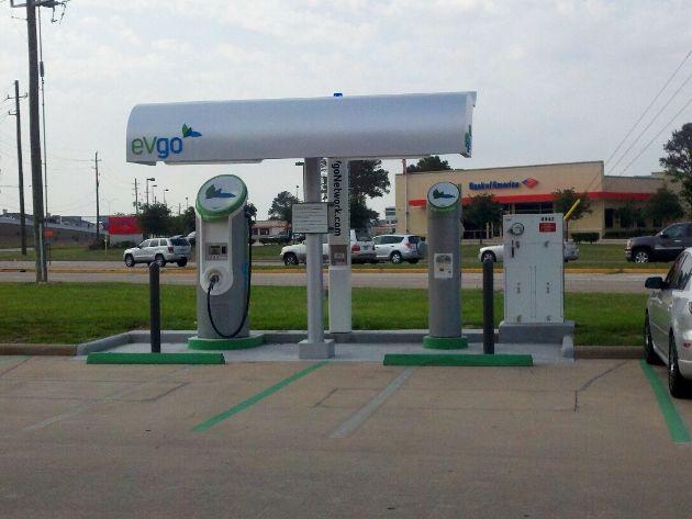 Le Texas aime la voiture électrique … sauf les Tesla !