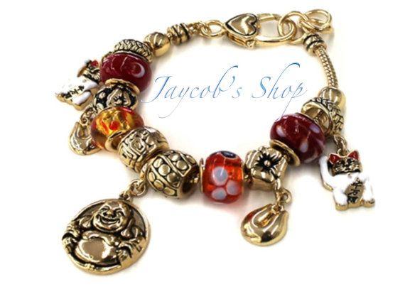 Multi Sliding Beads Bracelet 5 designs