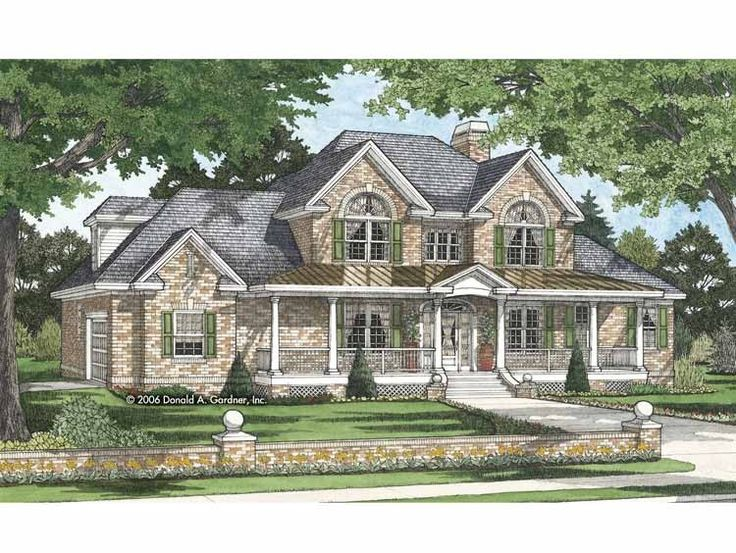 Best Possible House Plans Images On Pinterest Country Houses - Traditional house plans traditional home plans
