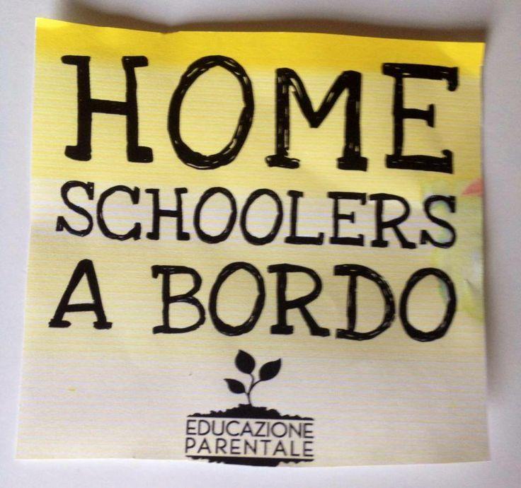 homeschoolers a bordo