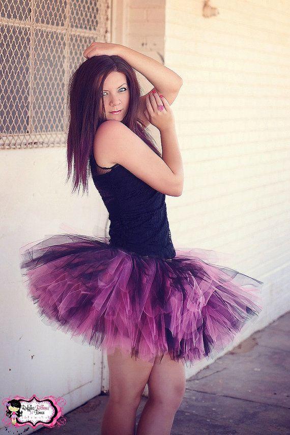 Punk Tutu Skirt 56