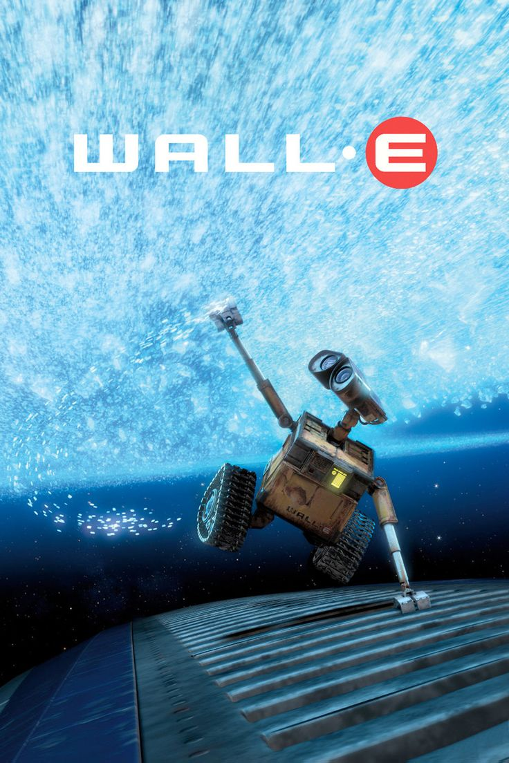 WALL·E. Proof that you don't need lots of talking to make a great story.