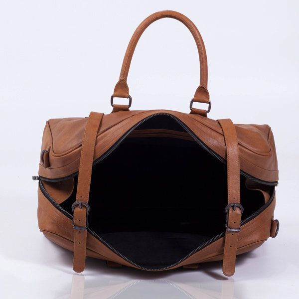 The Leather Lady ZsaZsa Weekender Bag